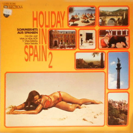 Various ‎– Holiday In Spain 2 - Sommerhits Aus Spanien