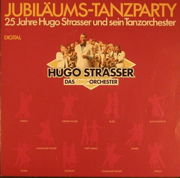 Hugo Strasser - Jubilaeums Tanzparty  2LP
