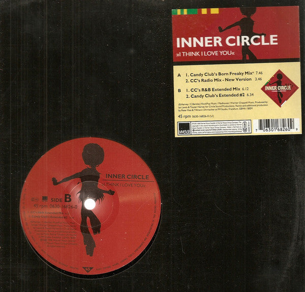 Inner Circle - I think i love you