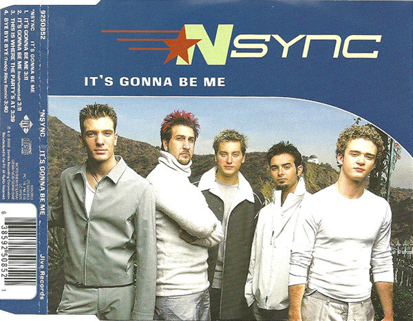 *NSYNC ‎– It's Gonna Be Me