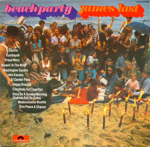 James Last Beachparty