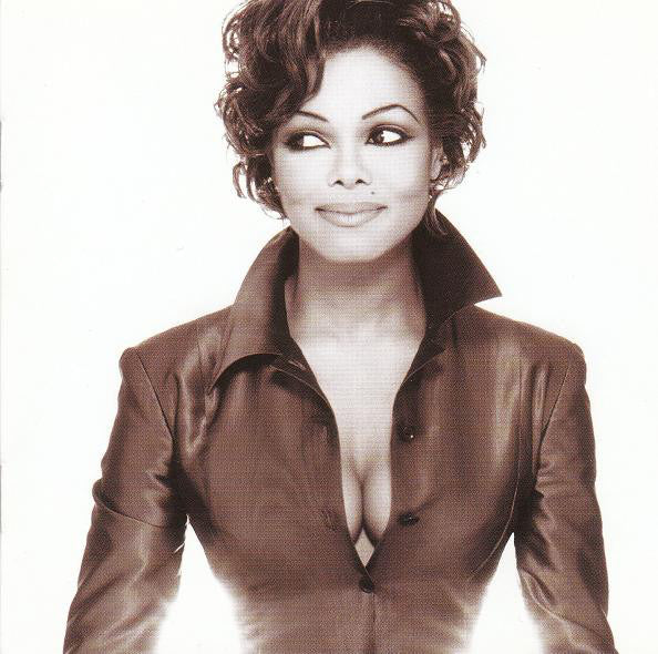 Janet Jackson ‎– Design Of A Decade 1986 / 1996