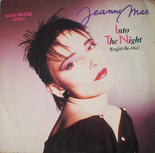Jeanne Mas ‎– Into The Night