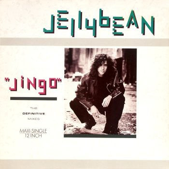 Jellybean* ‎– Jingo (The Definitive Mixes)