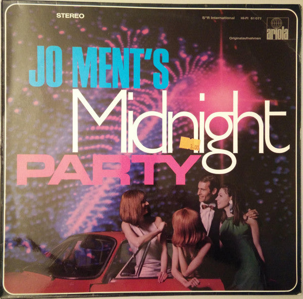 Jo Ment ‎– Jo Ment's Midnight Party