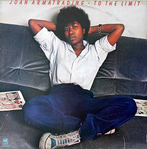Joan Armatrading ‎– To The Limit