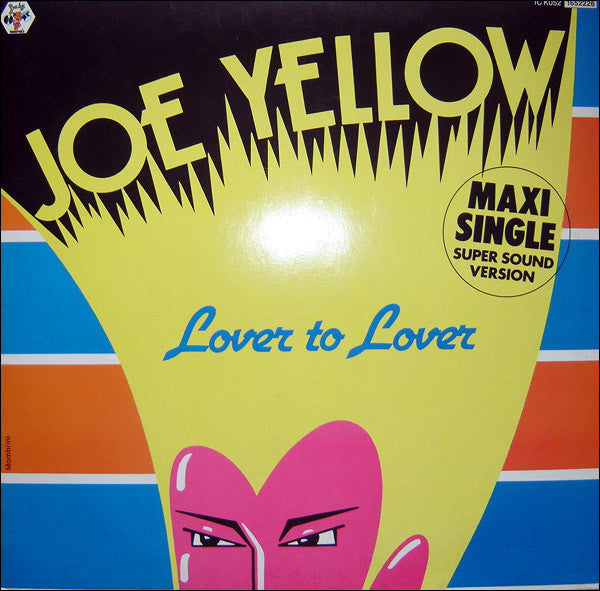 Joe Yellow ‎– Lover To Lover (For Sale)