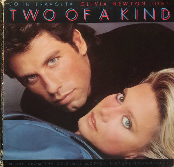 Various ‎– Two Of A Kind - Music From The Original Motion Picture Soundtrack