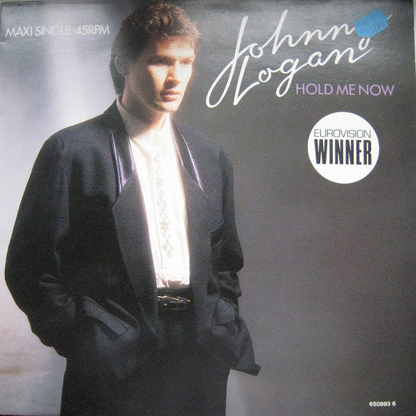 Johnny Logan ‎– Hold Me Now