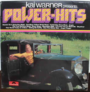 Kai Warner ‎– Presents Power-Hits