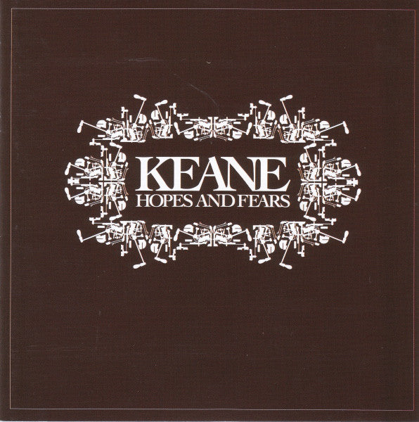 Keane ‎– Hopes And Fears (206)