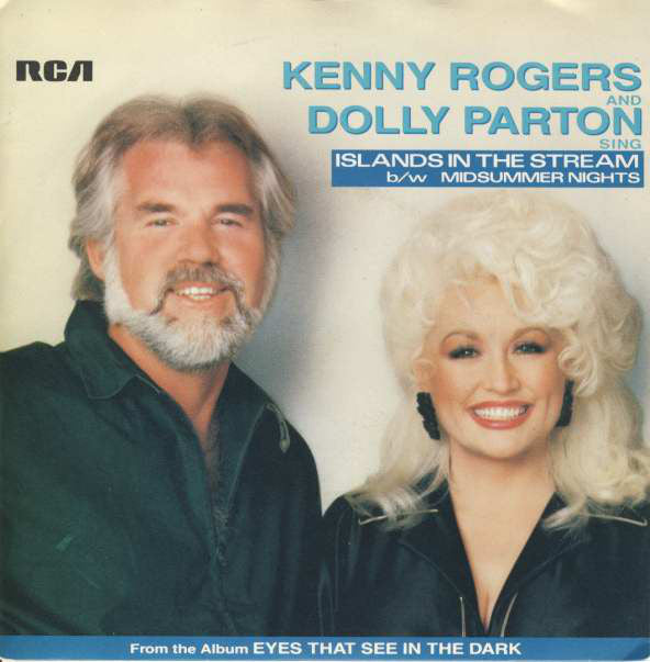 Kenny Rogers And Dolly Parton ‎– Islands In The Stream