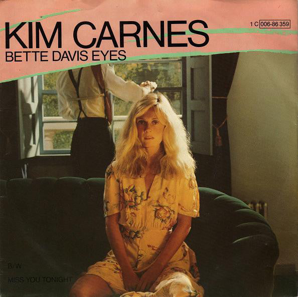 Kim Carnes ‎– Bette Davis Eyes
