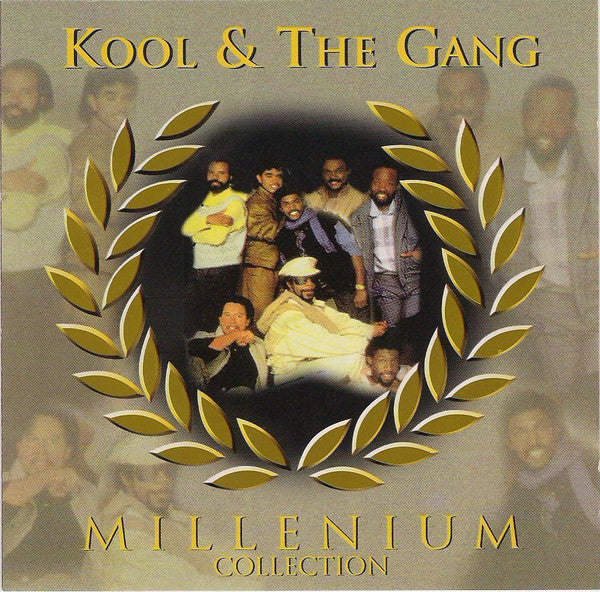 Kool & The Gang ‎– Millenium Collection (2CD)