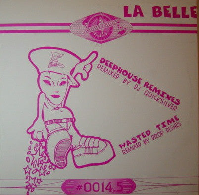 La Belle ‎– Deephouse / Wasted Time (The Remixes)