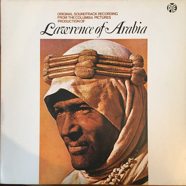 Maurice Jarre With The London Philharmonic Orchestra ‎– Original Soundtrack Recording: Lawrence Of Arabia