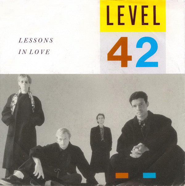 Level 42 ‎– Lessons In Love