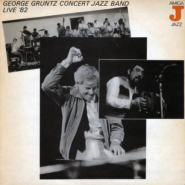 George Gruntz Concert Jazz Band* ‎– Live '82