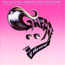 London Stage Cast ‎– Grease