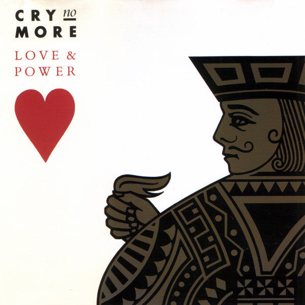 Cry No More ‎– Love & Power