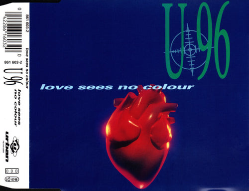 U 96* ‎– Love Sees No Colour