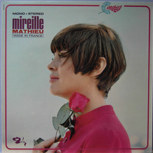Mireille Mathieu ‎– Made In France