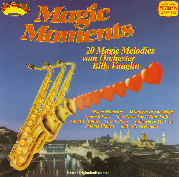 Orchester Billy Vaughn* ‎– Magic Moments