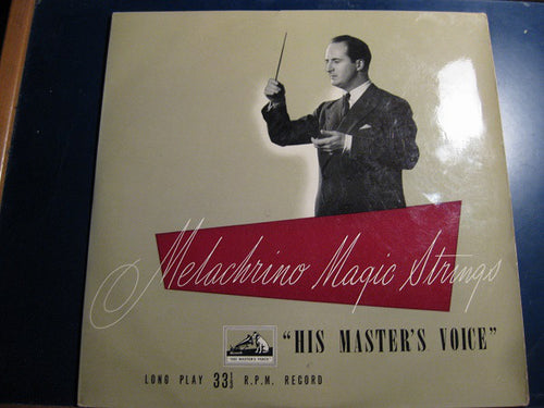 The Melachrino Strings Conducted By George Melachrino ‎– Melachrino Magic Strings