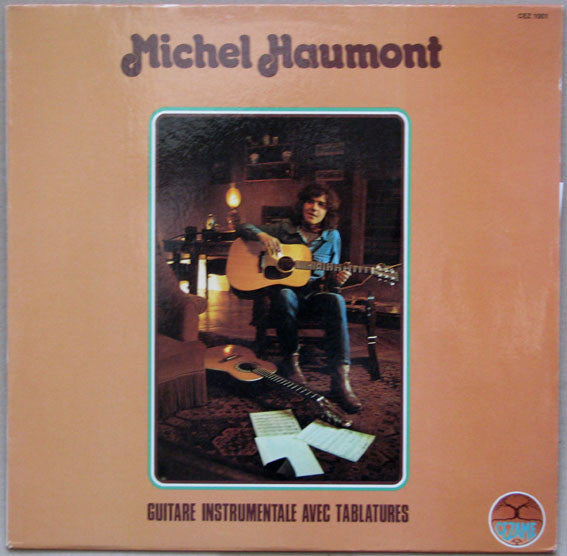Michel Haumont ‎– Guitare Instrumentale Avec Tablature