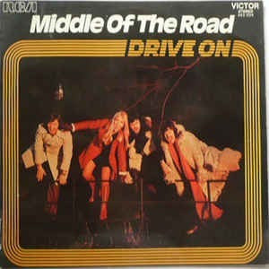 Middle of the Road drive on