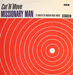 Cut 'N' Move ‎– Missionary Man