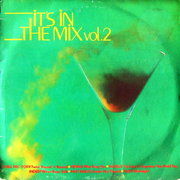 Various ‎– It's In The Mix Vol. 2