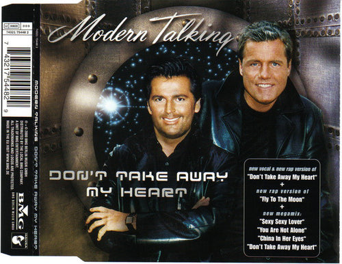 Modern Talking ‎– Don't Take Away My Heart