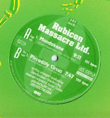 Rubicon Massacre Ltd. ‎– Mondokane