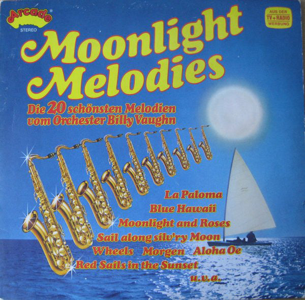 Moonlight Melodies - Orchestra Billy Vaughn