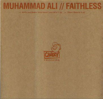Faithless ‎– Muhammad Ali