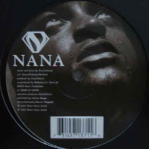 Nana (2) ‎– Let It Rain