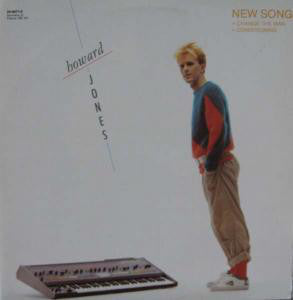 Howard Jones ‎– New Song