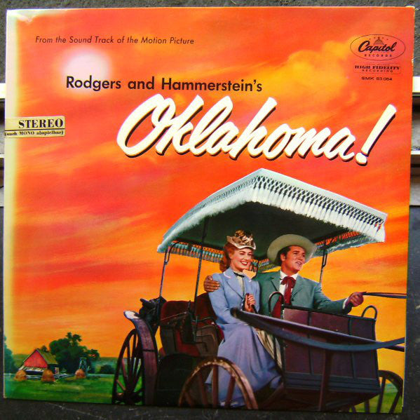 Rodgers And Hammerstein* ‎– Oklahoma!