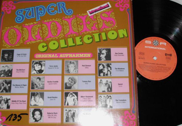 Various ‎– Super Oldies Collection