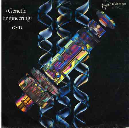 OMD* ‎– Genetic Engineering