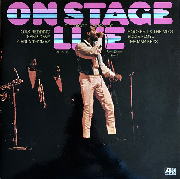 On Stage Live ( 2 LP )