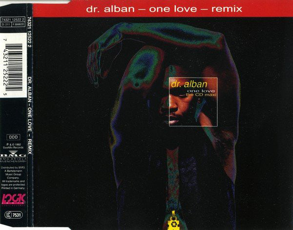 Dr. Alban ‎– One Love (Remix)