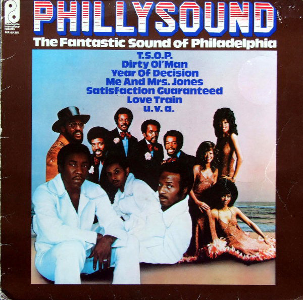 Phillysound - the fantastic sound of philadelphia