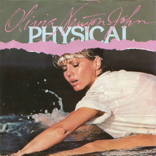 Olivia Newton-John ‎– Physical