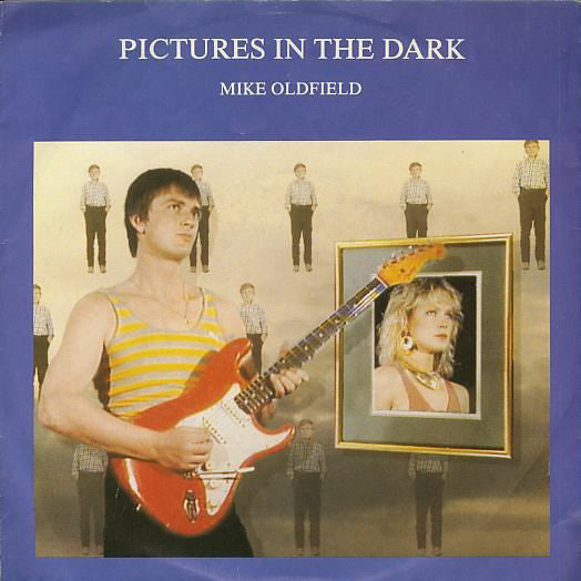 Mike Oldfield ‎– Pictures In The Dark