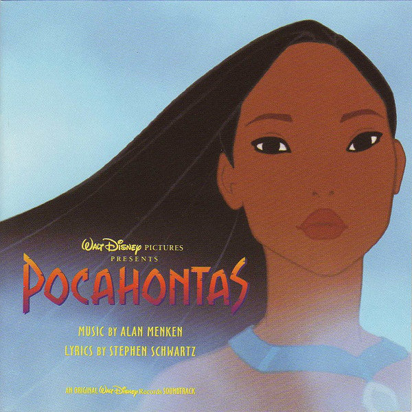 Alan Menken, Stephen Schwartz ‎– Pocahontas (An Original Walt Disney Records Soundtrack)