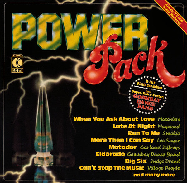 Various ‎– Power Pack