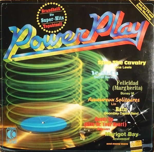 Various ‎– Power Play
