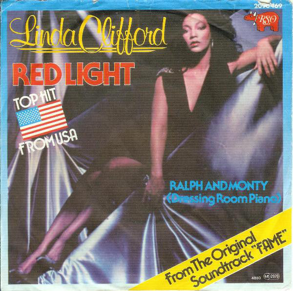 Linda Clifford ‎– Red Light
